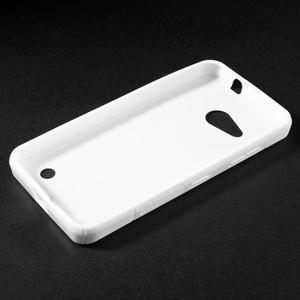 S-line gelový obal na mobil Microsoft Lumia 550 - bílý - 3