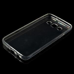 Ultratenký slim obal na Samsung Galaxy A3 - transparentní - 3