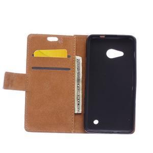 Peněženkové pouzdro na mobil Microsfot Lumia 550 - Socha Svobody - 3