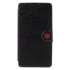 Solid pouzdro na mobil Microsoft Lumia 535 - černé - 3