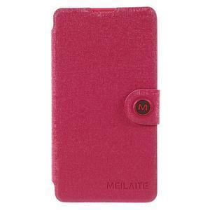 Solid pouzdro na mobil Microsoft Lumia 535 - rose - 3