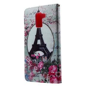 Cross peněženkové pouzdro na Huawei Honor 7 - Eiffelova věž - 3