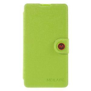 Solid pouzdro na mobil Microsoft Lumia 535 - zelené - 3