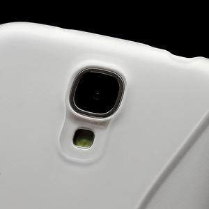 S-line gelový obal na Samsung Galaxy S4 - transparentní - 3