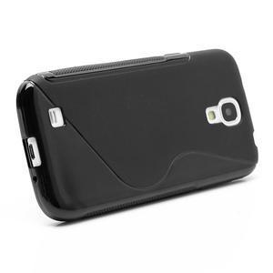 S-line gelový obal na Samsung Galaxy S4 - černý - 3