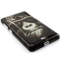 Gelový kryt na Microsoft Lumia 535 - opičák - 3/3