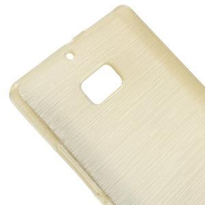 Gelový obal s broušeným vzorem Nokia Lumia 930 - champagne - 3