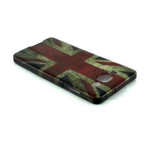 Gelový kryt Samsung Galaxy A5 - vlajka UK - 3