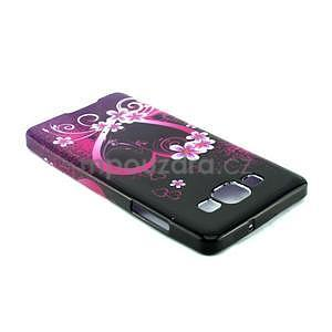 Gelový kryt Samsung Galaxy A5 - srdíčko - 3