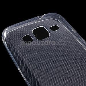 Ultra tenký slim obal na Samsung Galaxy Core Prime - transparentní - 3