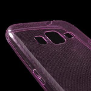 Ultra tenký slim obal na Samsung Galaxy Core Prime - růžový - 3