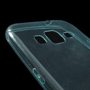 Ultra tenký slim obal na Samsung Galaxy Core Prime - světle modrý - 3