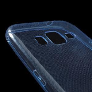 Ultra tenký slim obal na Samsung Galaxy Core Prime - tmavě modrý - 3
