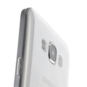 Ulta tenký obal na Samsung Galaxy E7 - transparentní - 3