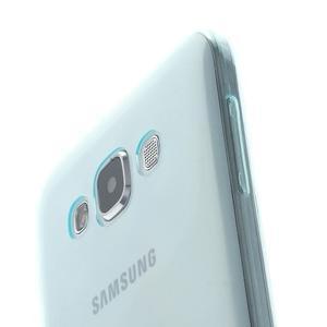 Ulta tenký obal na Samsung Galaxy E7 - světle modrý - 3