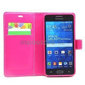 Rose pouzdro na Samsung Galaxy Grand Prime - 3