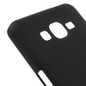 Pogumovaný kryt pro Samsung Galaxy Grand Prime - černý - 3