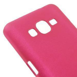 Pogumovaný kryt pro Samsung Galaxy Grand Prime - rose - 3