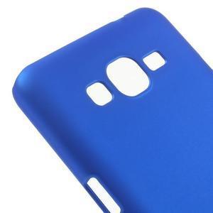 Pogumovaný kryt pro Samsung Galaxy Grand Prime - modrý - 3