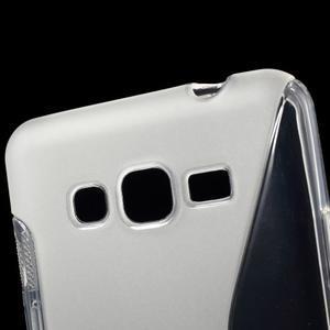 S-line gelový obal na Samsung Galaxy Grand Prime - transparentní - 3
