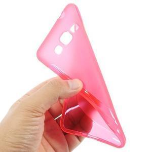 S-line gelový obal na Samsung Galaxy Grand Prime - rose - 3