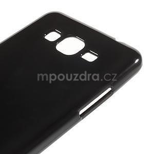 Gelový kryt na Samsung Galaxy Grand Prime - černý - 3