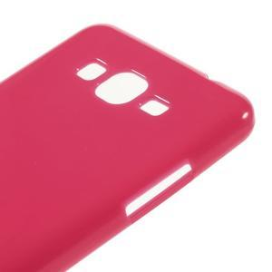 Gelový kryt na Samsung Galaxy Grand Prime - rose - 3