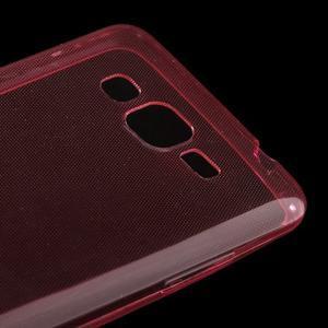 Ultra tenký obal na Samsung Galaxy Grand Prime G530H - červený - 3