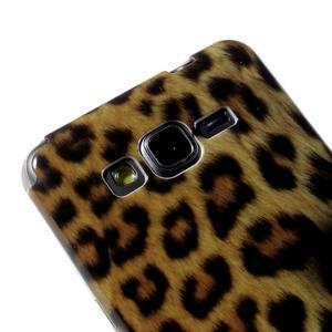 Gelový obal Samsung Galaxy Grand Prime G530H - leopard - 3