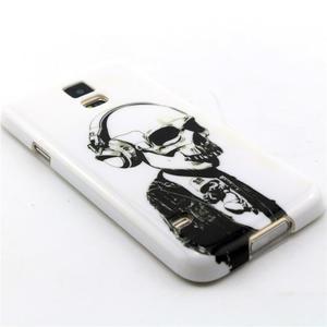 Luxury gelový obal na mobil Samsung Galaxy S5 - lebka - 3