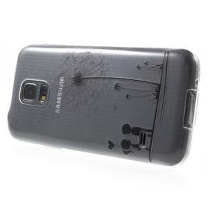 Gelový kryt na mobil Samsung Galaxy S5 mini - láska - 3
