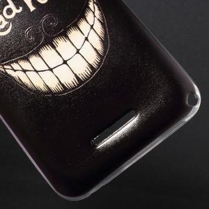 Gelový obal na Sony Xperia E4g - úsměv - 3