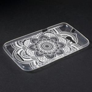 Gelový obal na Sony Xperia E4g - henna - 3