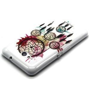 Vzorový gelový obal na Sony Xperia E4g - snění - 3