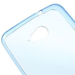 Ultra tenký gelový obal na Sony Xperia E4g - modrý - 3