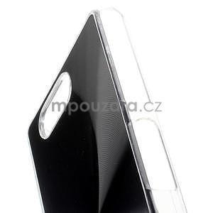 Metalický kryt na Sony Xperia Z3 Compact - černý - 3