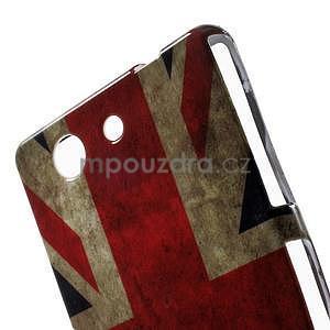 Gelový obal na Sony Xperia Z3 Compact - UK vlajka - 3