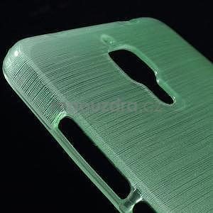 Broušený kryt na Xiaomi 4 MI4 - cyan - 3
