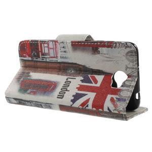 Emotive peněženkové pouzdro na Huawei Y5 II - United Kingdom - 3