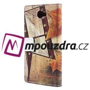 Emotive peněženkové pouzdro na Huawei Y6 II Compact - Eiffelka - 3