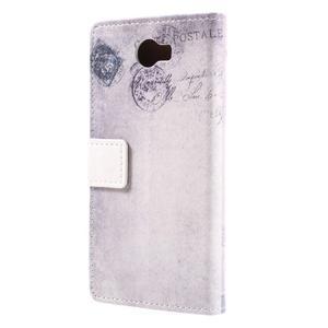 Emotive peněženkové pouzdro na Huawei Y6 II Compact - US vlajka - 3