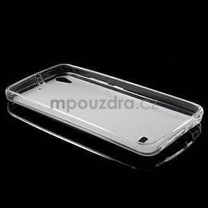 Matný gelový obal na Huawei Ascend G620s - 3