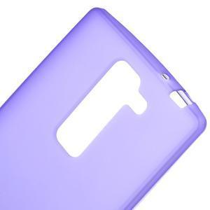 Matný gelový kryt na LG G4c H525n - fialový - 3