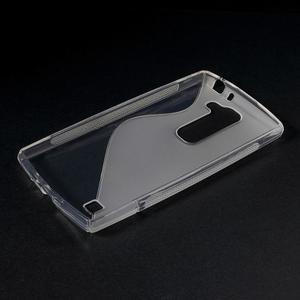 Transparentní gelový obal S-line na LG G4c H525n - 3