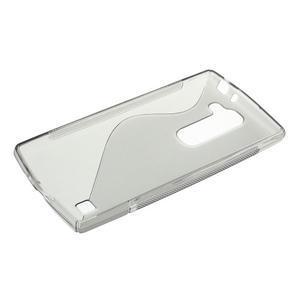 Šedý gelový obal S-line na LG G4c H525n - 3