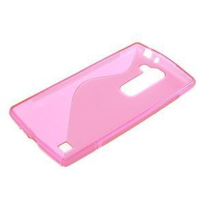 Rose gelový obal S-line na LG G4c H525n - 3