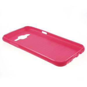 Rose gelový kryt pro Samsung Galaxy J5 - 3