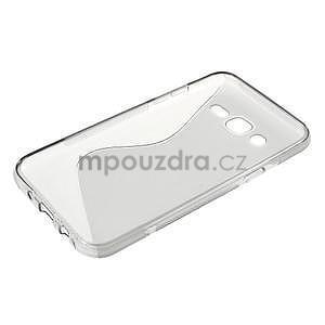 S-line gelový kryt na Samsung Galaxy J5 - šedý - 3