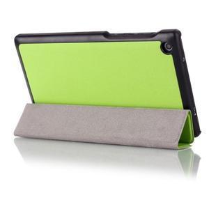 Polohovatelné pouzdro na tablet Lenovo Tab 2 A7-30 - zelené - 3