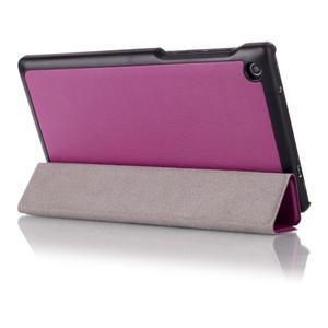 Polohovatelné pouzdro na tablet Lenovo Tab 2 A7-30 - fialové - 3
